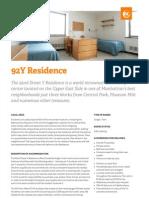 미국 EC New York-Accommodation-92Y Residence-24-05-13-13-55