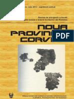 Noua Provincia Corvina Nr.65 Bis - Supliment Estival 2013
