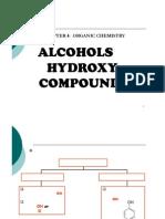 1c Stdnt Chapter 4 ORGANIC CHEMISTRY - Hydroxyl