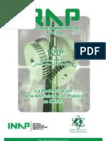 La Modernización de la Administración Pública