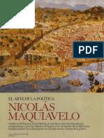 Nicolás Maquiavelo, el arte de la política