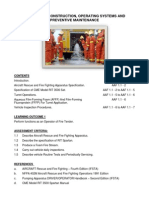 Fire Tender Construction, Operating Systems and Preventive Maintenance
