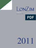 Lonzim Annual Report 2011