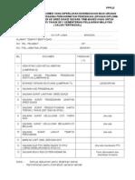 senarai semak PPPLD