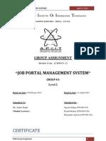 Jobportalsystem Doc 130412095620 Phpapp02