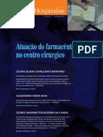 Farmácia Hospitalar - Atuação do farmacêutico no centro cirúrgico