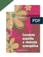 Apostila FEB DIJ-Jardim de infância - Módulo III - Conduta espírita e vivência evangélica
