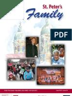 St. Peter's Family Magazine - June 2013