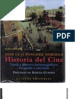 Historia Del Cine - Contenido y Prologo