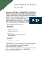 Aspectos Biopsiconeurológicos de los indiv con autismo