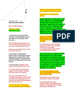 Matthew 24 - PDF