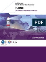 Ukraine Sector Competitiveness Strategy - Key Findings