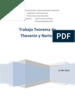 Teorema Thevenin y Norton (2)