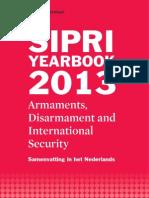 SIPRI Yearbook 2013, Samenvatting in het Nederlands