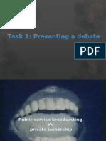 Public Service Broadcasting]