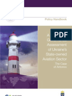 A Corporate Governance Assessment of Ukraine's State-Owned Aviation Sector