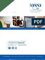 2012 Gyford StandOff Systems Catalog