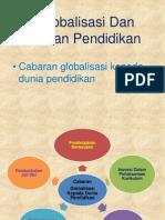 Cabaran Globalisasi Pendidikan