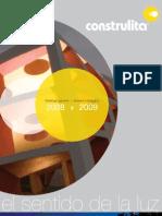 Catálogo Construlita 2008-2009