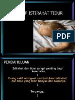 Istirahat Tidur Nic 10