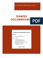 Trámites y Documentos