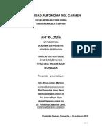 Antologia Bio.iii 2013