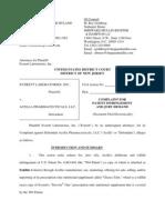 Everett Laboratories v. Acella Pharmaceuticals