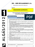 Prova - Algas - Xx_2012