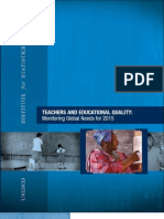 United Nations - Teachers and Educational Quality