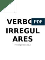 Verbos Irregulares (Www.ompersonal.com.Ar)
