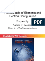 periodic table and elements mcgrawhill