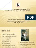 Atenção e Concentração - 2011