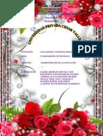 Proyecto Educativo Institucional - 2013 Actual