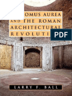 [Larry F. Ball] the Domus Aurea and the Roman Architectural revolution