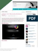 Online Tool Menentukan Warna Kombinasi Belajar Desain
