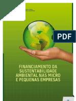 Fontes Sociambiental Financiamento Sebrae