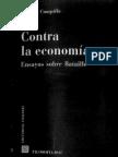 Contra la Economía. Ensayos sobre Bataille