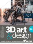 3D Art & Design - Volume 2, 2013