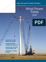 Wind Power Today - 2010