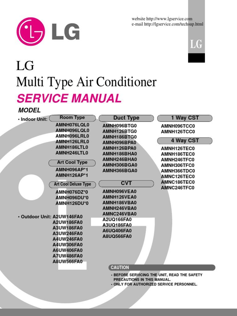 258 Array - lg inverter air cond air conditioning hvac rh fr scribd ...