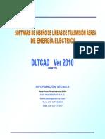 Especificacion DLTCAD