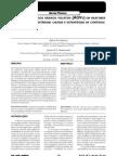 Acumulo de Acidos Graxos Volateis AGVs Em Reatores Anaerobios Sob Estresse- Causas e Estrategias