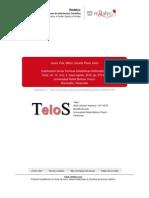 Clasificación de las Técnicas Estadísticas Multivariantes