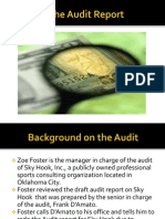 Case 5-7 the Audit Report[1]