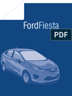 New Fiesta 2011 Manual