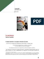 Tarea y pretarea - N. Españón
