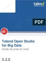 TalendOpenStudio BigData GettingStarted 5.3.0 FR