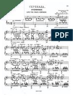 Schubert-Liszt 7 Standchen 'Leise Flehen'