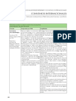 Estrategia Nacional de Biodiversidad y Convenios Internacionales Chile