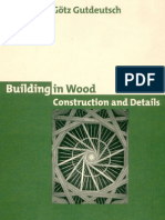 Building in wood